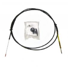 Teleflex Stop Control Cable with Fitting Kit